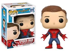 FIGURA POP SPIDERMAN: SPIDERMAN UNMASKED HOME