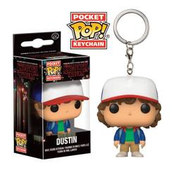 LLAVERO POP STRANGER THINGS DUSTIN