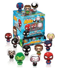 DISPLAY SPIDERMAN VARIANT PINT SIZE (24)