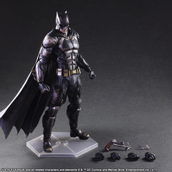 FIGURA BATMAN TACTICAL SUIT PLAY ARTS 25 CM