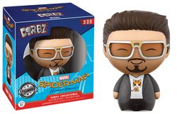 FIGURA DORBZ SPIDERMAN TONY STARK