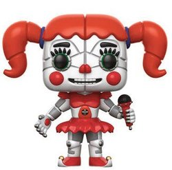 FIGURA POP FIVE NIGHTS AT FREDDY`S:SISTER BABY