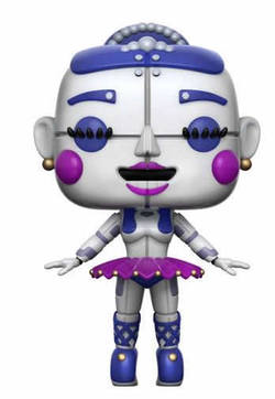 FIGURA POP FIVE NIGHTS AT FREDDY`S:SISTER BALLORA