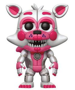 FIGURA POP FIVE NIGHTS AT FREDDY`S:SISTER FOXY