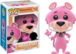 FIGURA POP HANNA BARBERA: SNAGGLEPUSS FLOCKED