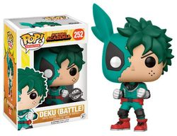 FIGURA POP MY HERO ACADEMY: DEKU BATTLE