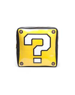 NINTENDO - QUESTION MARK BOX SHAPED BACKPACK