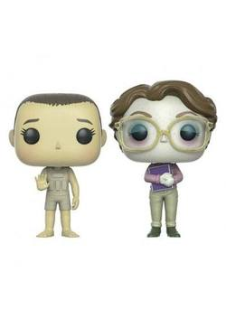 FIGURA POP STRANGER THINGS: UPSIDE D BARB & ELEVEN