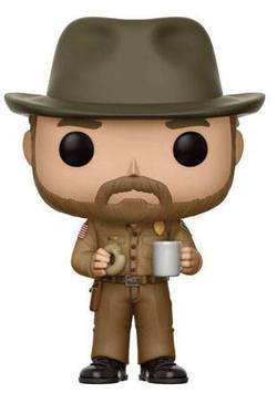 FIGURA POP STRANGER THINGS: HOPPER