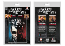 HOSTAGE NEGOTIATOR EXPANSIONS 1 AND 2 (SPANISH)
