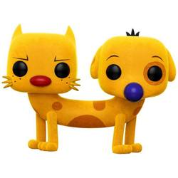 FIGURA POP VARIOS: CATDOG FLOCKED