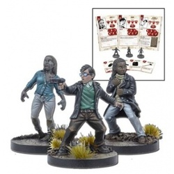 THE WALKING DEAD: ALL OUT WAR JULIE BOOSTER (INGLES)
