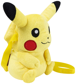PIKACHU PLUSH CROSSBODY BAG