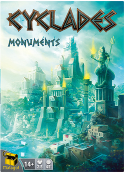 CYCLADES: MONUMENTS *MULTI*