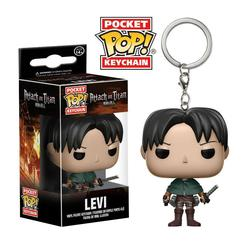 LLAVERO POP ATTACK ON TITAN LEVI