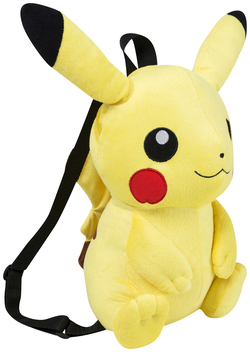 POKEMON CHARACTER PLUSH BACKPACK