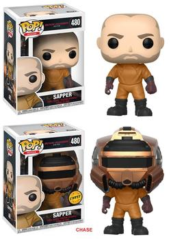 BLADE RUNNER 2049 POP! SAPPER (5+CHASE)