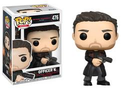 BLADE RUNNER 2049 POP! OFFICER K