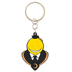 LLAVERO ASSASSINATION CLASSROOM SENSEI PVC