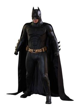 FIGURA HOTTOYS BATMAN BEGINS 47 CM