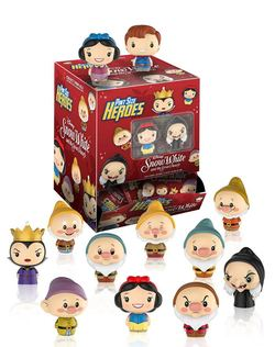 DISPLAY DISNEY SNOW WHITE PINT SIZE HEROES (24)