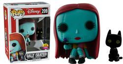 FIGURA POP GITD SALLY WITH CAT