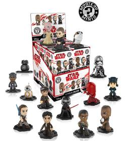 DISPLAY MISTERY MINIS STAR WARS EPISODIO VIII (12)