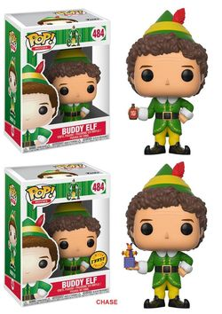 FIGURA POP BUDDY THE ELF: BUDDY ELF