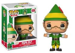 FIGURA POP BUDDY THE ELF: PAPA ELF