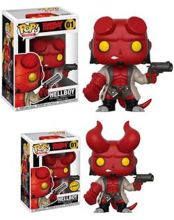 FIGURA POP HELLBOY: HELLBOY WITH JACKET