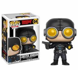 FIGURA POP HELLBOY: LOBSTER JOHNSON