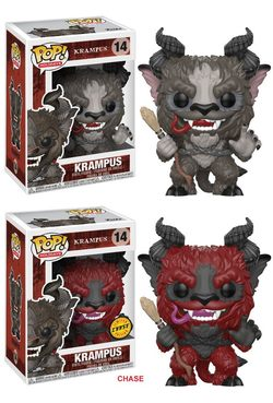 FIGURA POP HOLIDAY KRAMPUS