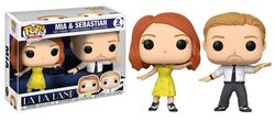 FIGURA POP LA-LA LAND SEBASTIAN AND MIA