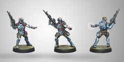 PANOCEANIA - LOCUST, CLANDESTINE ACTION TEAM