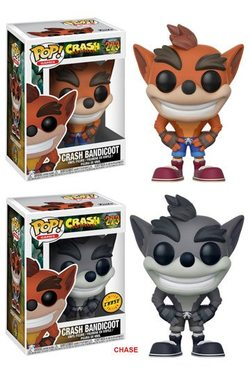 CAJA POP CRASH BANDICOOT CHASE 5+1