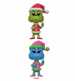 CAJA POP THE GRINCH CHASE 5+1