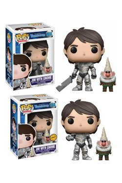 TROLLHUNTERS POP! JIM ARMORED 9CM ASSORTMENT (6)