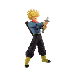 FIGURA BANPRESTO DRAGON BALL TRUNKS BLADE 24 CM