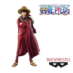 FIGURA BANPRESTO ONE PIECE MONKEY D LUFFY 20 CMS