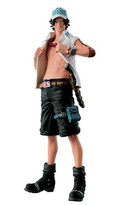 FIGURA BANPRESTO ONE PIECE PORTGAS D ACE 15 CM