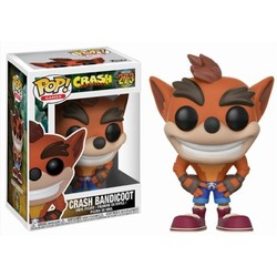 FIGURA POP CRASH BANDICOOT: CRASH