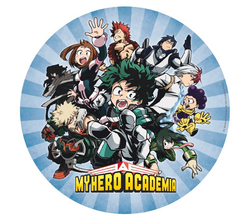MY HERO ACADEMY HEROES MOUSEPAD