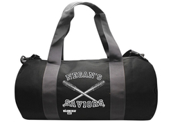 BOLSA DEPORTES WALKING DEAD NEGAN`S SAVIORS
