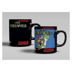 SUPER MARIO WORLD HEAT MUG