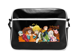 SEVEN DEADLY SINS BIG MESSENGER BAG