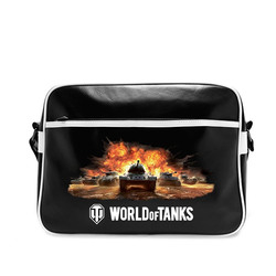 WORLD OF TANKS BIG MESSENGER BAG
