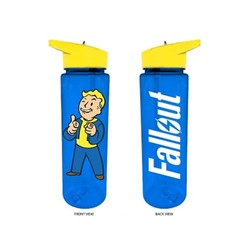 BOTELLA PORTATIL FALLOUT VAULT BOY