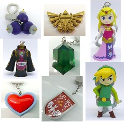 DISPLAY NINTENDO ZELDA BUDDIES (24)