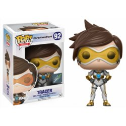 FIGURA POP OVERWATCH: POSH TRACER