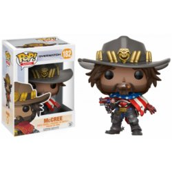 POP FIGURE OVERWATCH: USA MCCREE